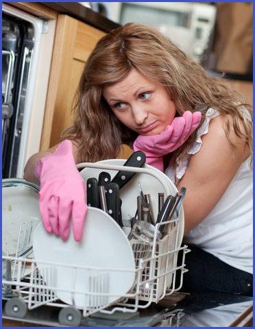 Ремонт посудомоечный машин